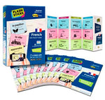 FLASHSTICKS(R) Double Packs, French Beginner, Pack of 600