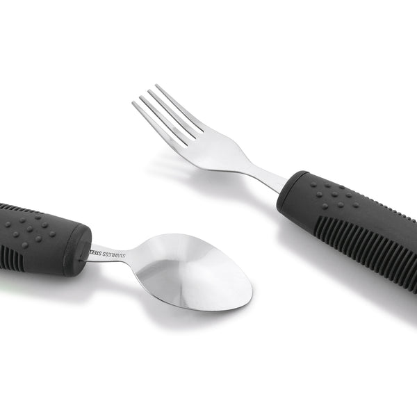 Adaptive Utensils, Non-Weighted, 4 Pcs Set