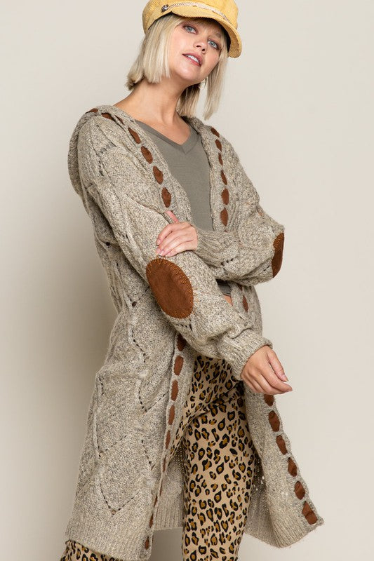 Shandi Sweater Coat