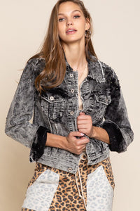 POL Rock & Roll Stud Jacket