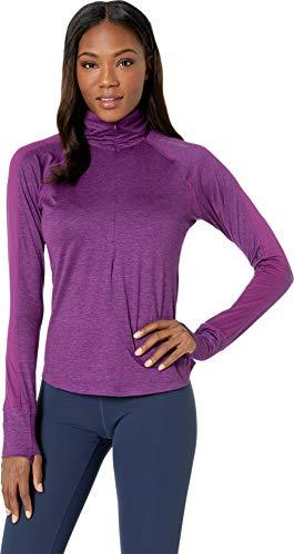Brooks Women's Dash 1/2 Zip Heather