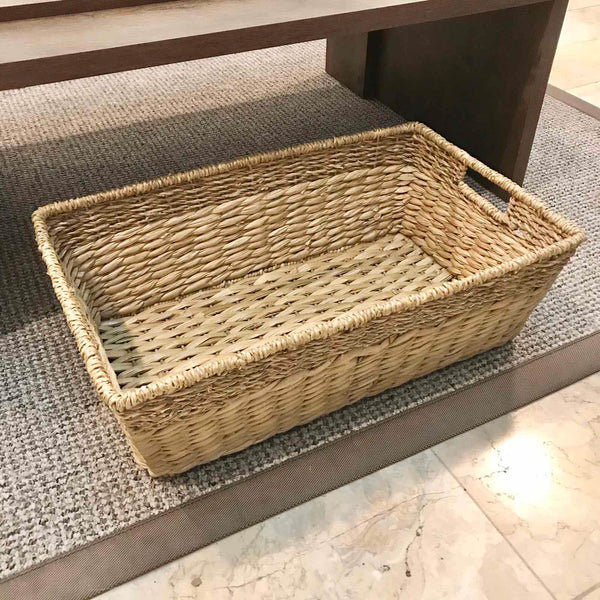 Long Tray Catch All Basket