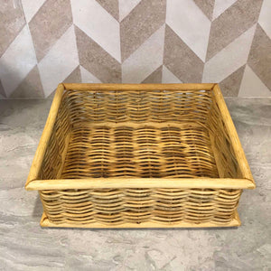 Small Rattan Tray (Stock Lot Sale)