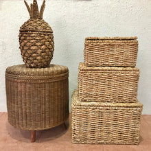Load image into Gallery viewer, San Jose Lidded Baskets