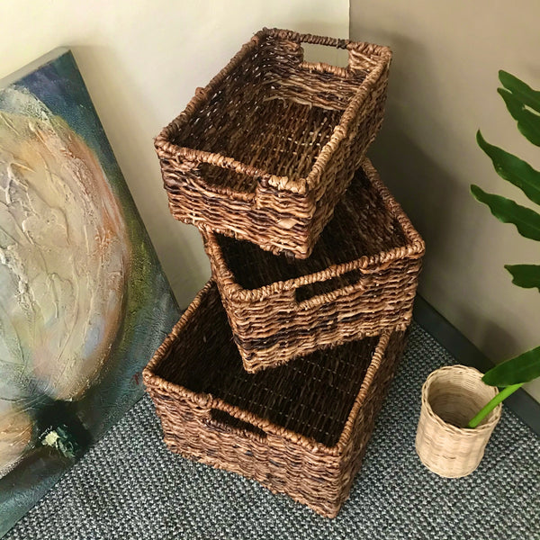 San Antonio Storage Basket