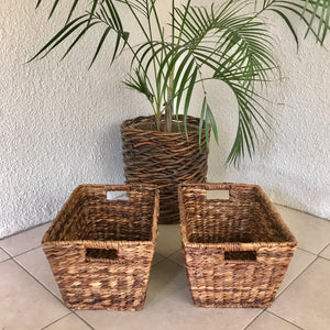 Rectangle Tapered Baskets