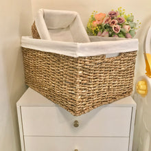 Load image into Gallery viewer, San Carlos Storage Basket with Liner