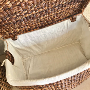 Abaca Trunks with Liners
