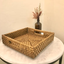Load image into Gallery viewer, Bataan Rattan Tray