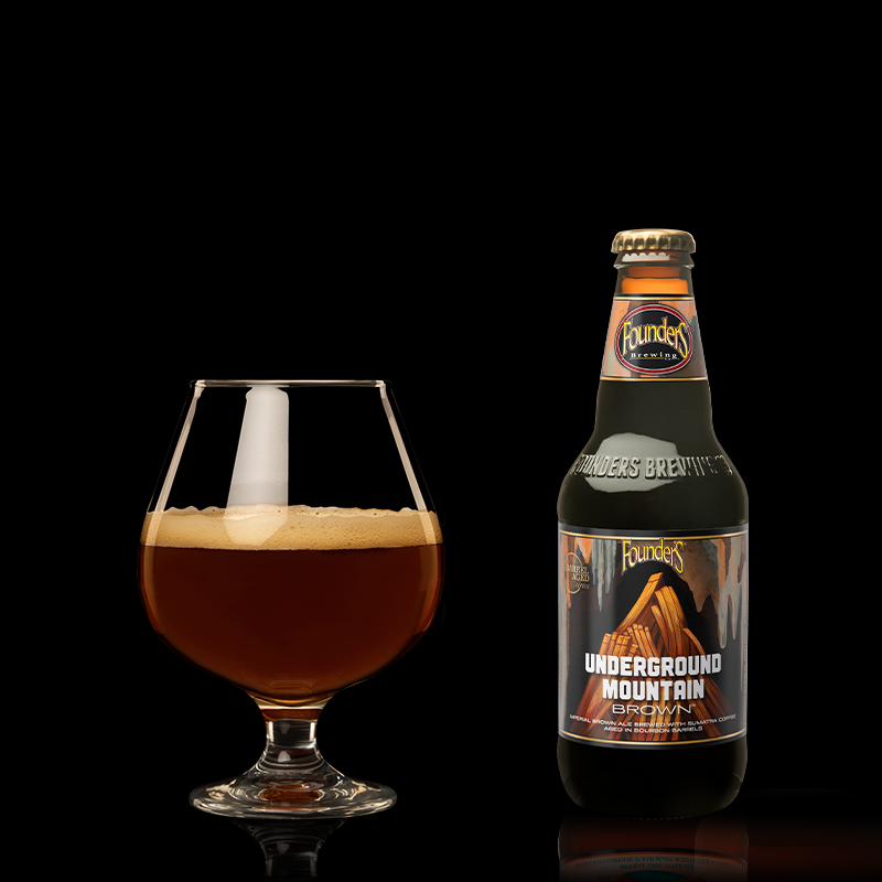 Underground Mountain Brown