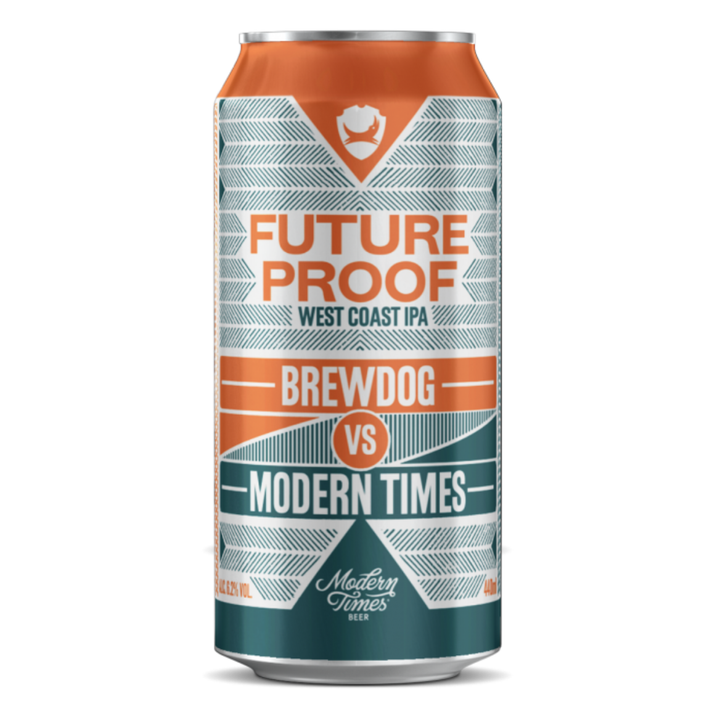 Brewdog VS Modern Times : Future Proof