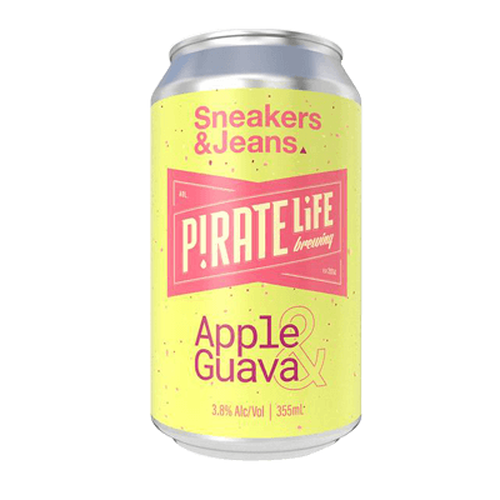 Apple & Guava Sour