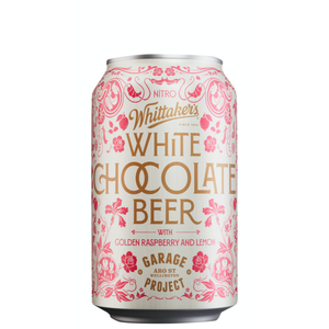 Whittaker's White Chocolate Beer