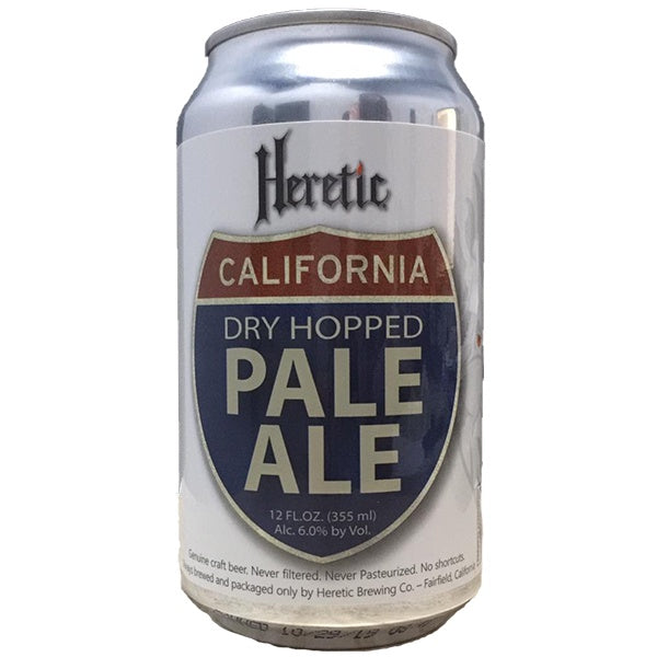 California Dry Hopped Pale Ale