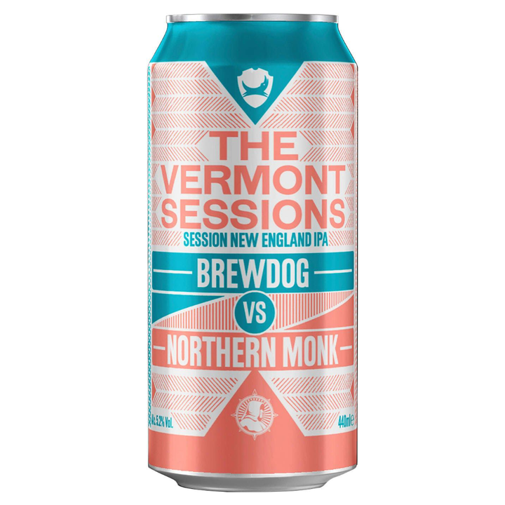 Brewdog VS Northern Monk : The Vermont Sessions