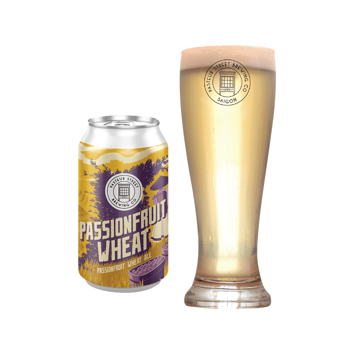 Passionfruit Wheat