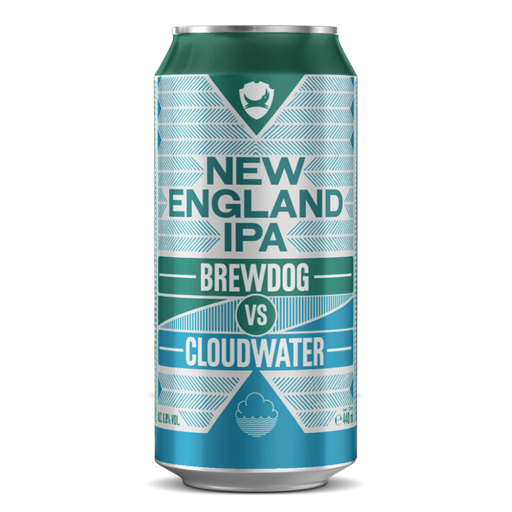 Brewdog VS Cloudwater : New England IPA