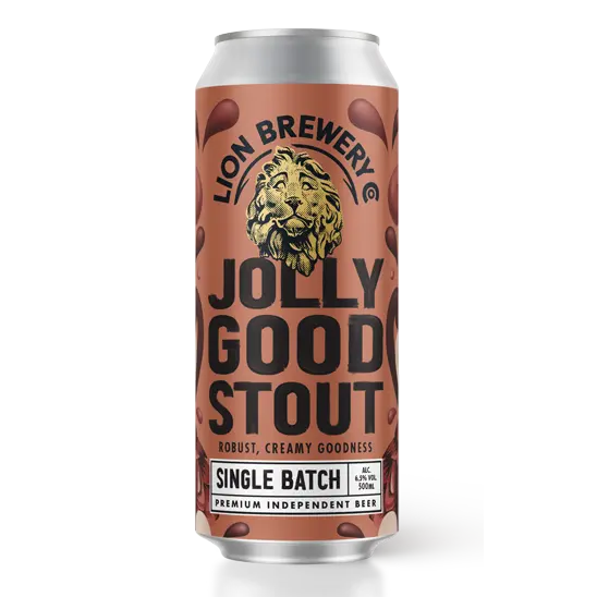 Jolly Good Stout