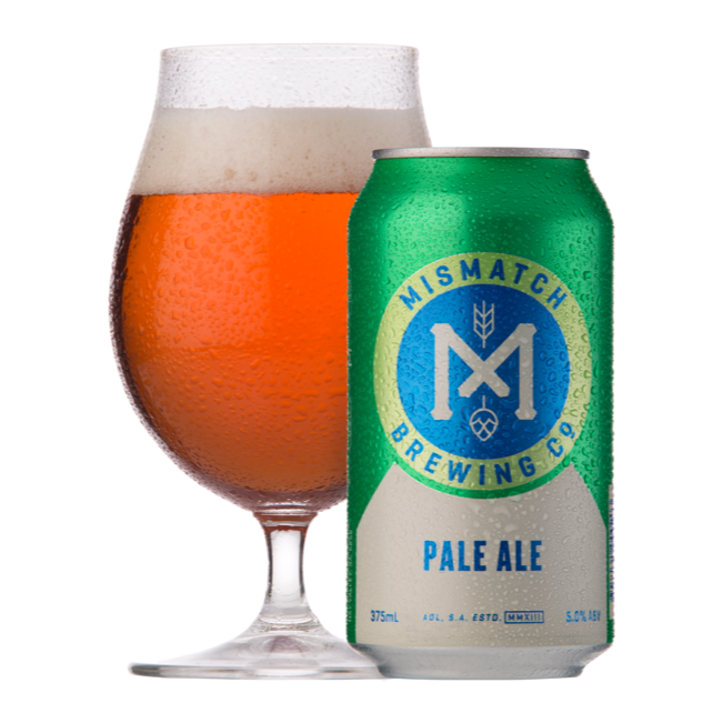 Mismatch Pale Ale