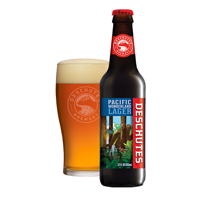 Pacific Wonderland Lager
