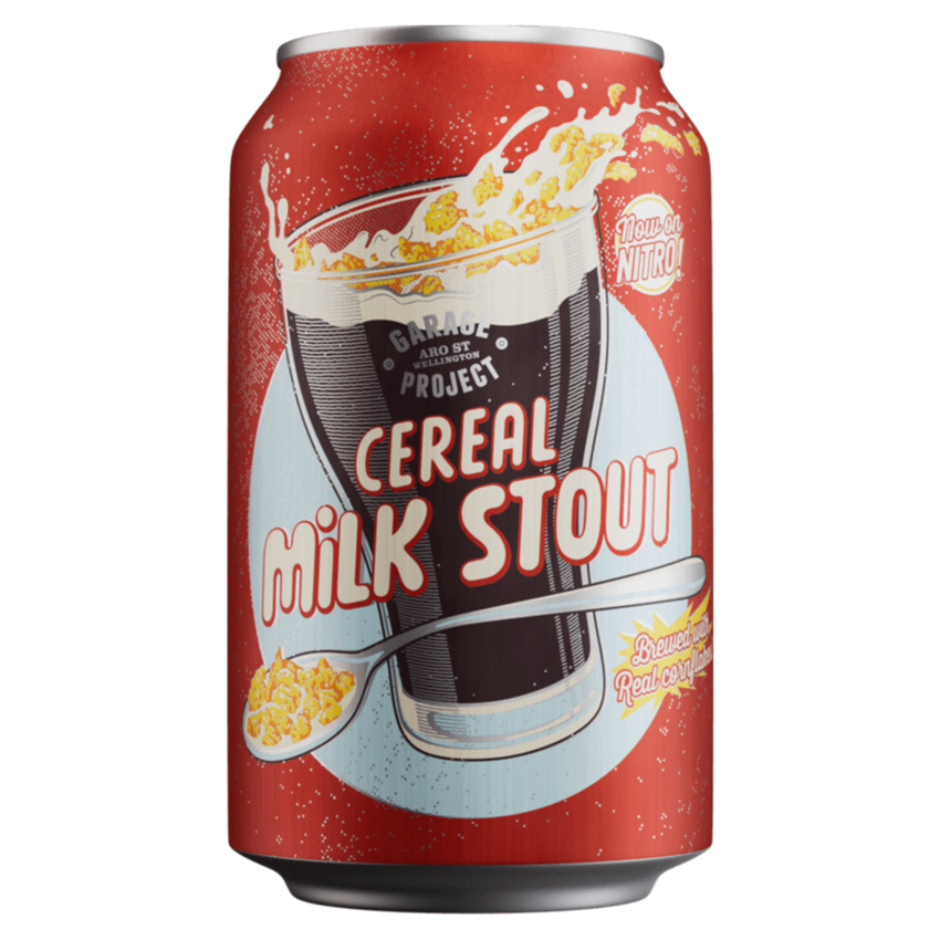 Cereal Milk Stout
