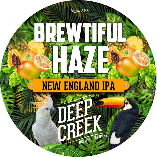 Brewtiful Haze