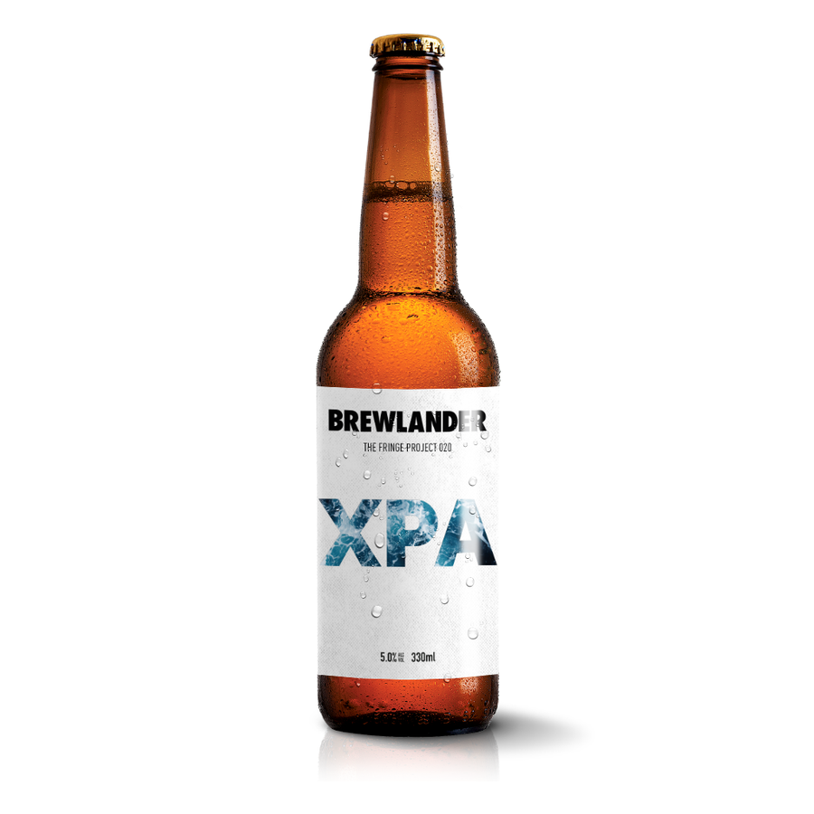 The Fringe Project Xtra Pale Ale