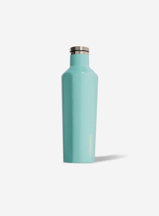 Gloss Turquoise - 16oz Canteen
