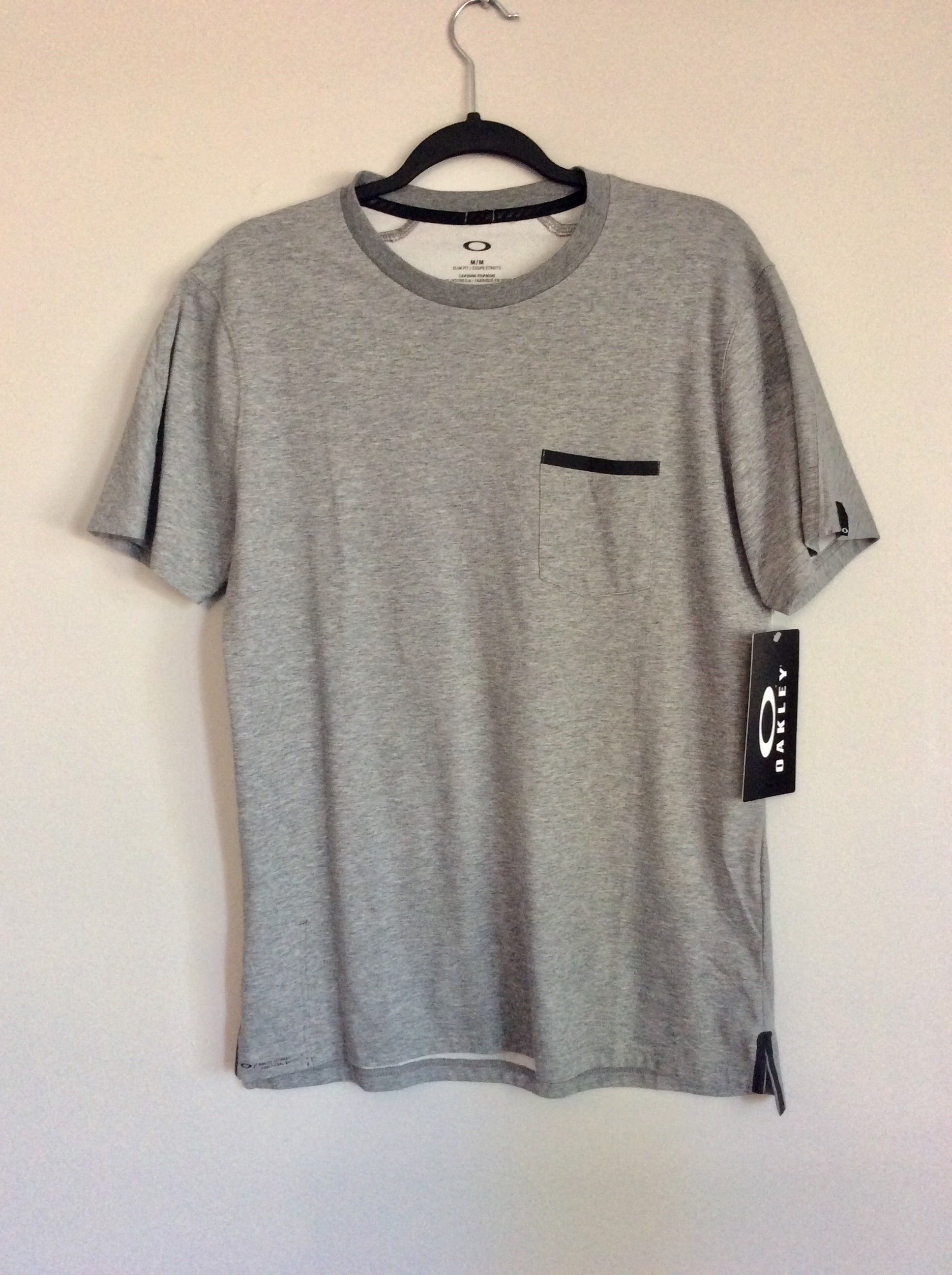 Grey Shirt with pocket