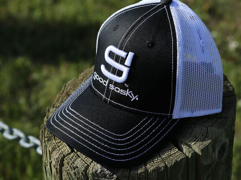 TRUCKER HAT - BLACK