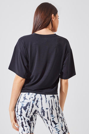 Repose Oversized Cropped Tee