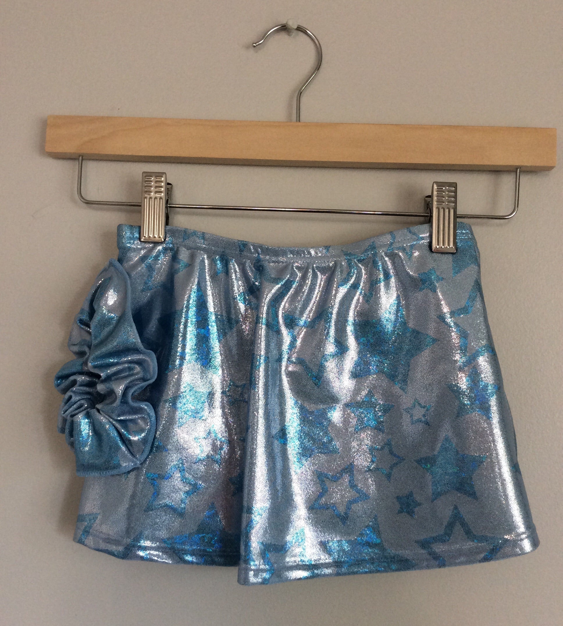 Blue star skirt