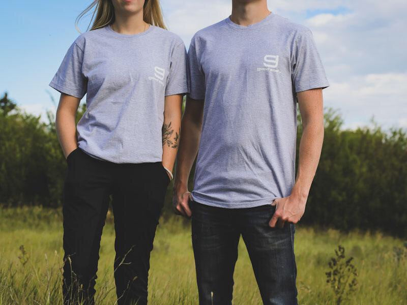 CLASSIC UNISEX T-SHIRT - HEATHER GREY