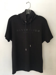 Black Knitted T-shirt