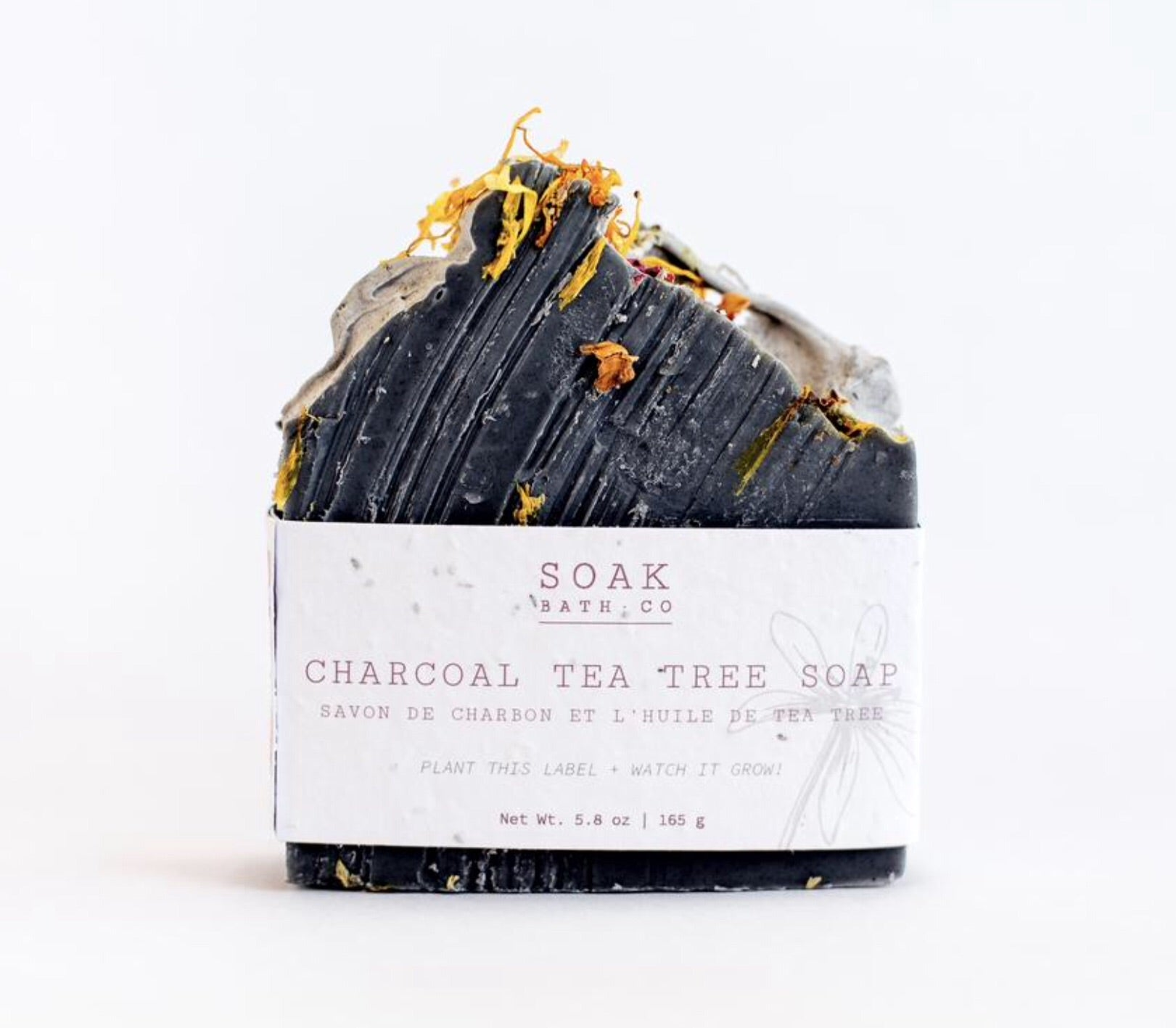 Charcoal tea tree Soap