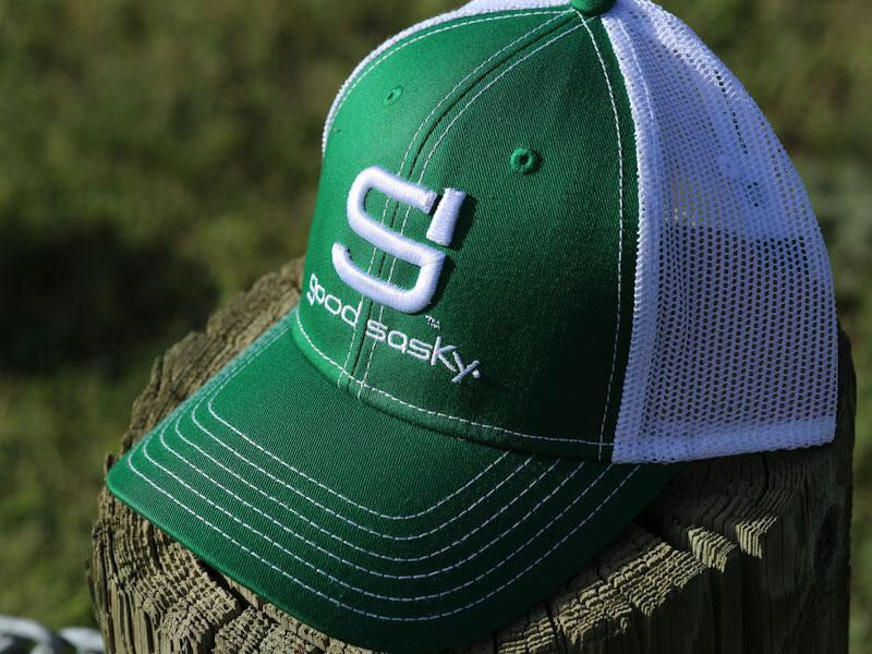 TRUCKER HAT - GREEN