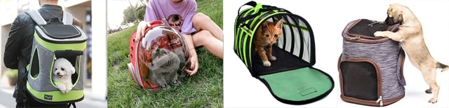 sac transport chien chat