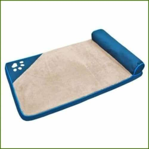 Matelas déhoussable, confortable et rectangulaire - Blue / 100x65cm-PEPERE SHOP