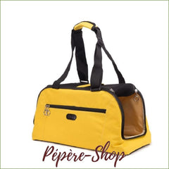 Sac de transport pour chien en bandoulière WELLPET FUN-design original - -PEPERE SHOP