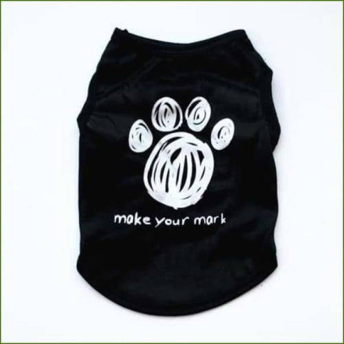 Sweat shirt pour chien - imprimé design BOSS et PRINCESS - Footprint / L-PEPERE SHOP