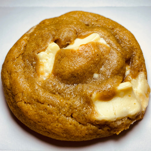 Belgian White Chocolate Cookie