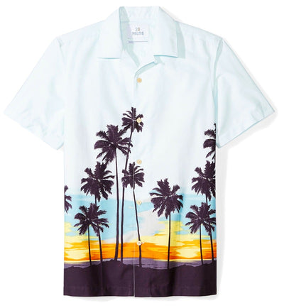 chemise de plage sunset beach
