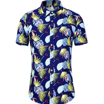 chemise tropicale night club