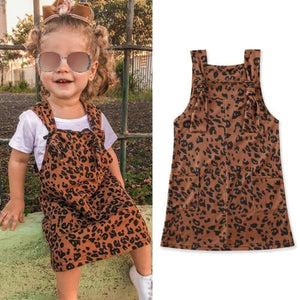 Leopard Sleeveless Set