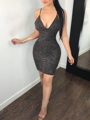 Spark Bodycon Dress