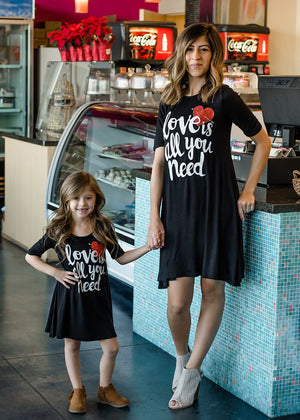 Mother & Daughter Love Dress