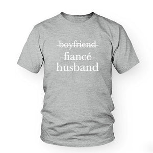 Wife & Husband Tshirts
