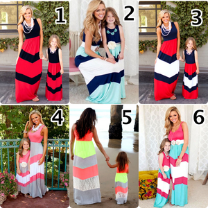 Mother & Daughter Dresses