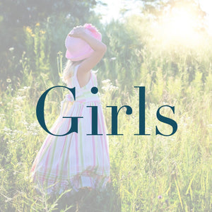 Girls clothing category photo, girl in field