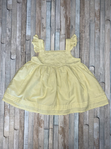 Ted Baker Yellow Top Age 4-5 - Nippers Preloved children's clothing